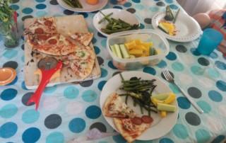 pizza congelée santé