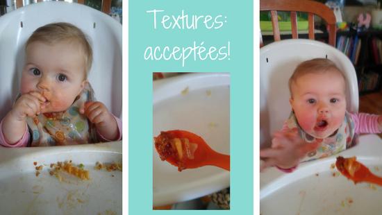 Étude de cas, bébé de 6 mois et demi